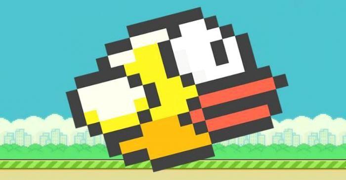 دانلود سورس بازی  پرنده شل و ول Flappy Bird  برای یونیتی