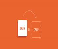 آموزش ساخت درگ اند دراپ ( drag and drop )  در گیم میکر