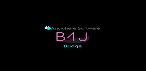 آموزش B4A-Bridge :   راه جدید برای  اتصال به دستگاه شما