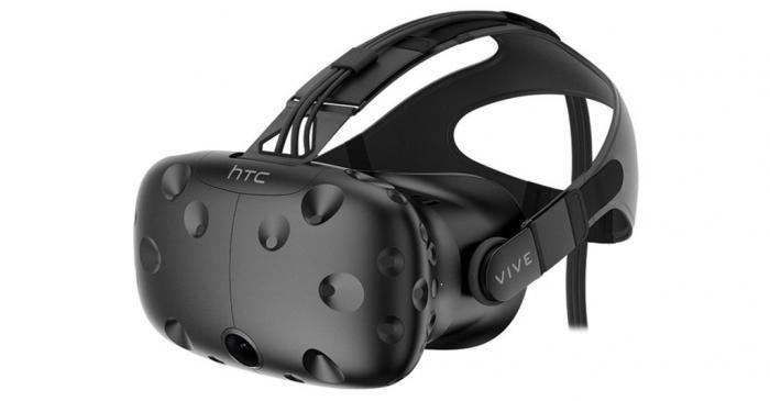 شرکت HTC در کنفرانس E3 واقعیت مجازی Vive را معرفی کرد