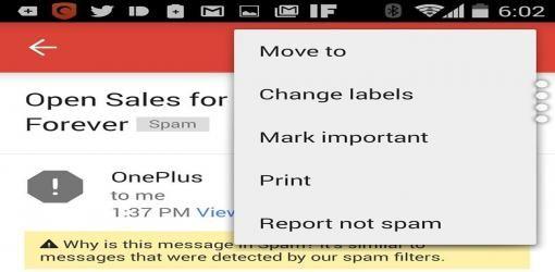 جیمیل اندروید و ۷ ترفند اساسی این سرویس دهنده ایمیل برای جیمیلی ها