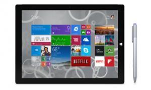 مايکروسافت از Surface Pro 3 رونمایی کرد