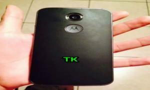 انتشار تصویری جدید از اسمارت فون موتورولا Moto X+1 با پوشش چرمی