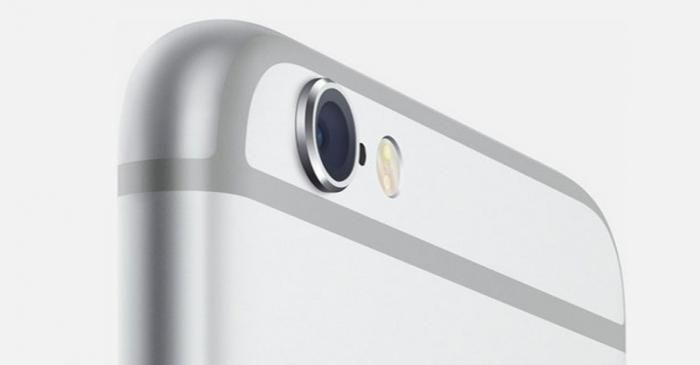 ترکوندن دوربین iphone 6 Plus