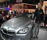 مصاحبه با طراح ایرانی BMW