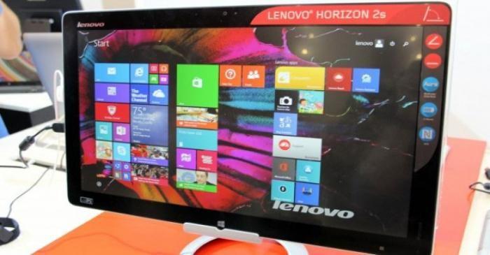 لنوو دو all in one جدید Horizon 2s و ۲e رامعرفی کرد