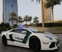 فناوری در خدمت پلیس دبی