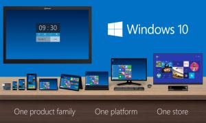 فناوری اطلاعات:مایکروسافت به طور رسمی Windows 10 را معرفی کرد