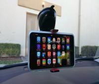 ماشین Montar جهانی سوار: گوشی های هوشمند خود را در حالی که رانندگی