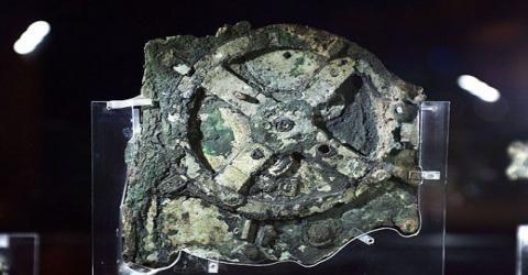 کشفیات جدید دربارۀ رایانه باستانی