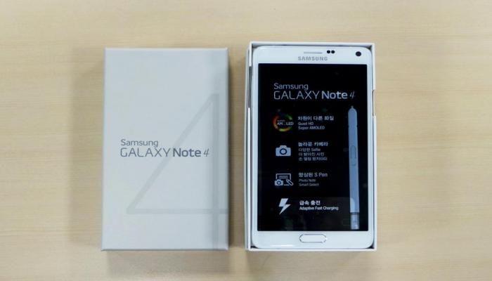 ویدیو معرفی Samsung Note 4