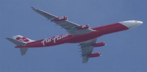 مفقود شدن یک هواپیمای دیگر: قطع ارتباط با ایرباس ایرآسیا در جنوب شرق آسیا
