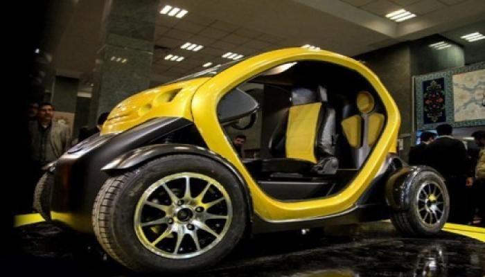 ساخت خودروی الکتریکی در دانشگاه آزاد قزوین