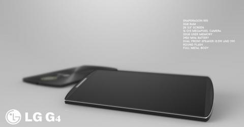LG G4 رقیب جدی Note4