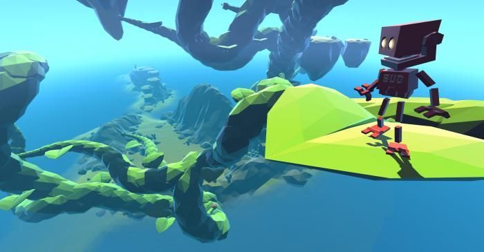 بازی Grow Home شرکت یوبی سافت معرفی شد.