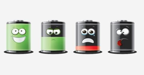 تصور های اشتباه در مورد باتری ها