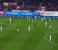 واقعیتهای تبلیغ پارس آنلاین در بازی رئالمادید و آتلتیکو مادرید !