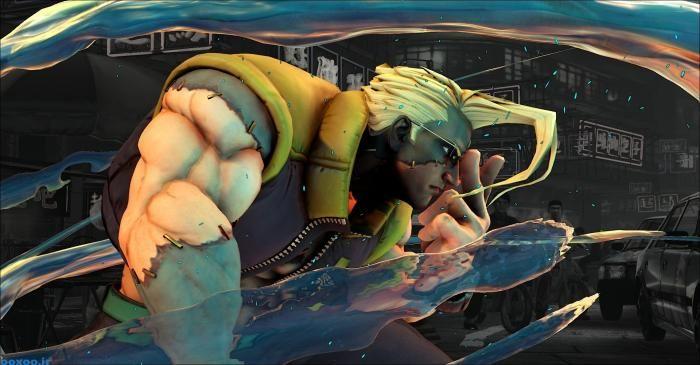 Street Fighter V: رونمایی از شخصیت Charlie Nash+ تریلر و تصاویر جدید