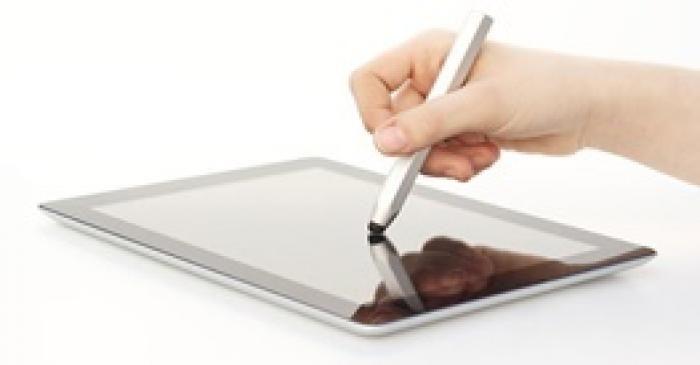تبلت جدید شرکت اپل مجهز به قلم دیجیتال سه بعدی میشود !!