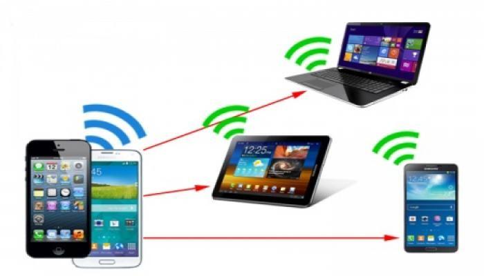چگونه اینترنت گوشی هوشمند خود را با دیگر دستگاهها به اشتراک بگذاریم؟