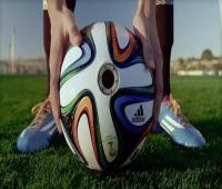 آدیداس ۶ دوربین را در توپ جام جهانی جای میدهد !