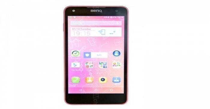 گوشی هوشمند جدید BenQ با نام F52 از راه میرسد