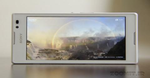 گوشی ناشناختهی سونی با صفحهنمایش ۵.۲ اینچ و اندروید ۵ فاش شد