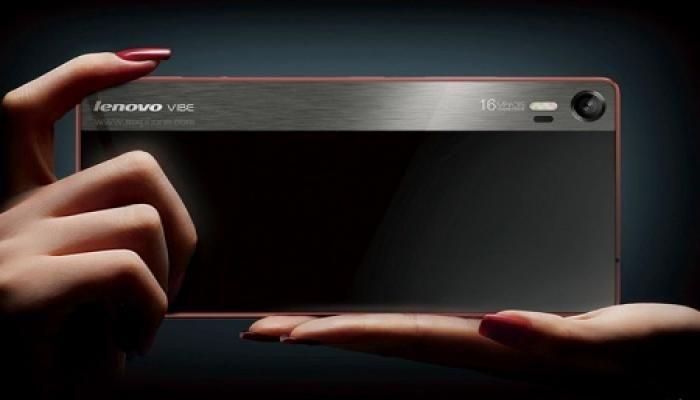 لنوو ، وایب شات را با بدنه فلزی و دوربین ۱۶ مگاپیکسلی عرضه خواهد کرد