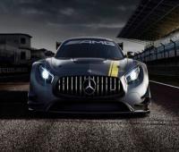 مرسدس اولین تصاویر از AMG GT3 را منتشر کرد