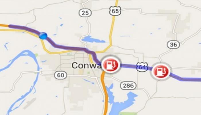 گوگل امکان نمایش ایستگاههای پمپ بنزین را به نقشهی مسیریاب خود افزود