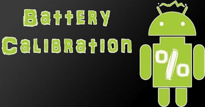 نحوه کالیبره کردن باتری