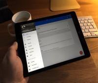 انتشار نسخهی رسمی نرم افزار inbox برای iPad
