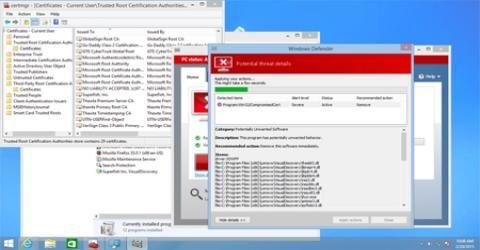 سیستم امنیتی Windows Defender مایکروسافت بهروز شد