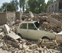 شبیه سازی زلزله با (میز لرزه) ابتکاری نو از دانشجویان امیر کبیر