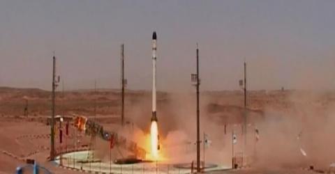 ماهواره فجر دوباره نام سرزمین پارس را به زبان ها آورد