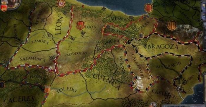 رکورد Crusader Kings 2 : شخصی ۱۰٫۰۰۰ ساعت این بازی را انجام داد