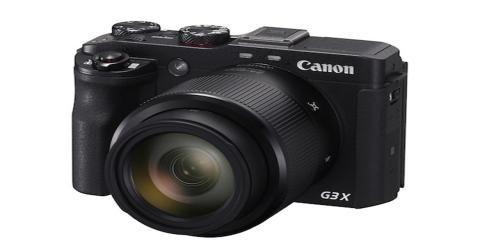 کانن دوربین PowerShot G3X را معرفی کرد