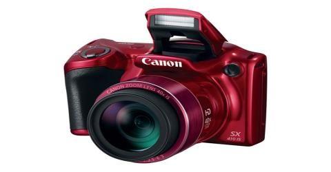 کانن دوربین SX410 را با زوم ۴۰X معرفی کرد