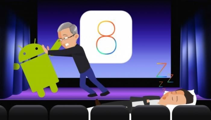 جدال اپل آیفون ۶ با سامسونگ گلکسی اس ۶ (قسمت آخر)