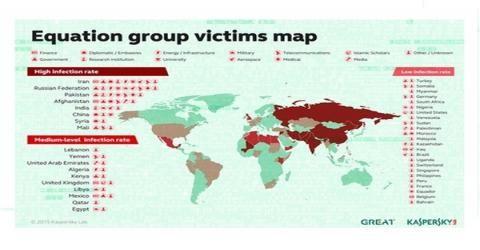 امریکا از سال ۲۰۰۱ تا امروز از ۳۰ کشور جاسوسی کرده است.