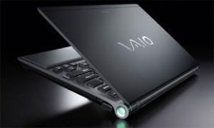 پرده برداری VAIO از دو لپتاپ جدید سری Z