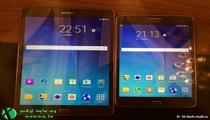 سامسونگ از تبلت Galaxy Tab A در هلند رونمایی کرد