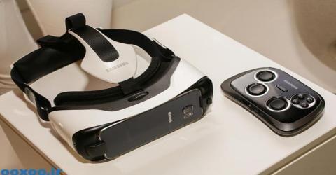 رونمایی سامسونگ از هدست واقعیت مجازی برای S6 و S6 Edge