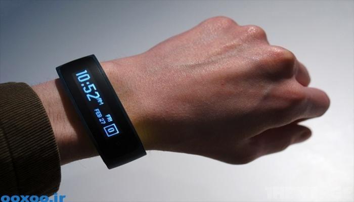اولین دستبند هوشمند اچ تی سی Grip