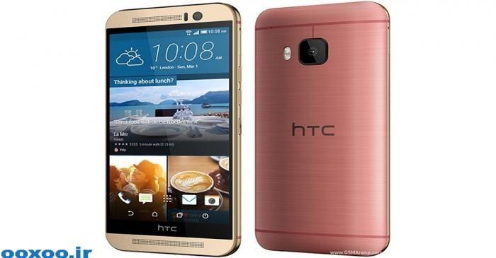 تلفن همراه HTC One M9 در مراسم معرفی شد.