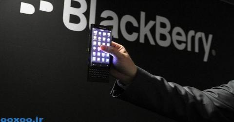 بلک بری و ساخت تلفنی با صفحه نمایش خمیده