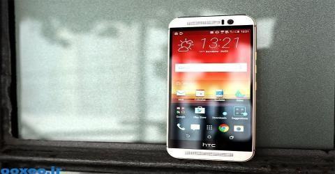تماشا کنید : HTC One M9 در نگاهی نزدیک