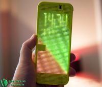 کاور Dot View برای تلفن وان ام ۹ اچتیسی رویت شد