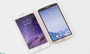 تماشا کنید : جدال دو تلفن همراه LG G3 و Apple Iphone 6 «ویژه نوروز سری اول»