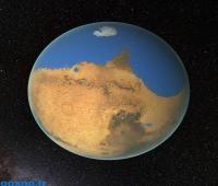 مریخ ۴٫۵ میلیارد سال پیش پر از آب بود.